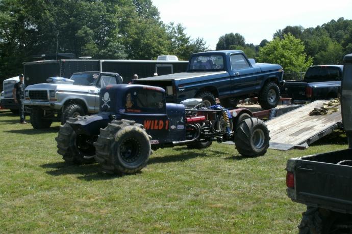 high preformance mud racer Wild 1