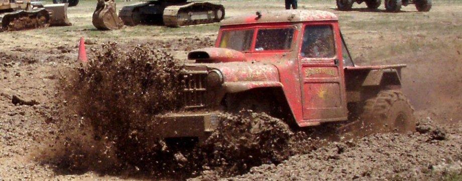 Sunstroke Mud Truck