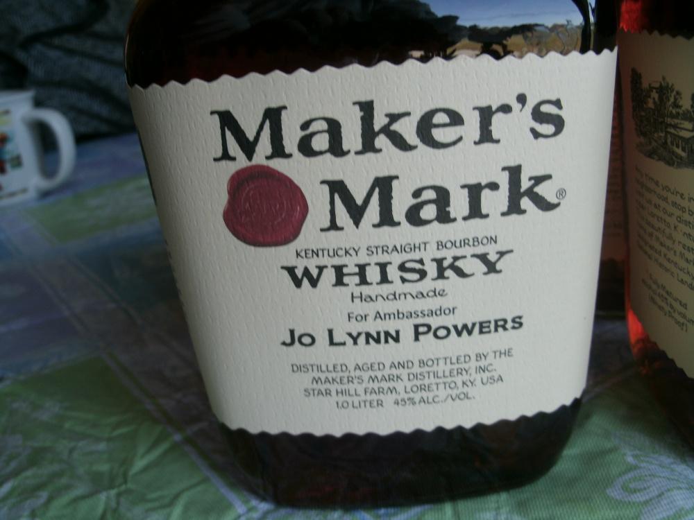 7 long years I waited for this bottle of Maker's Mark Bourbon (1/6)