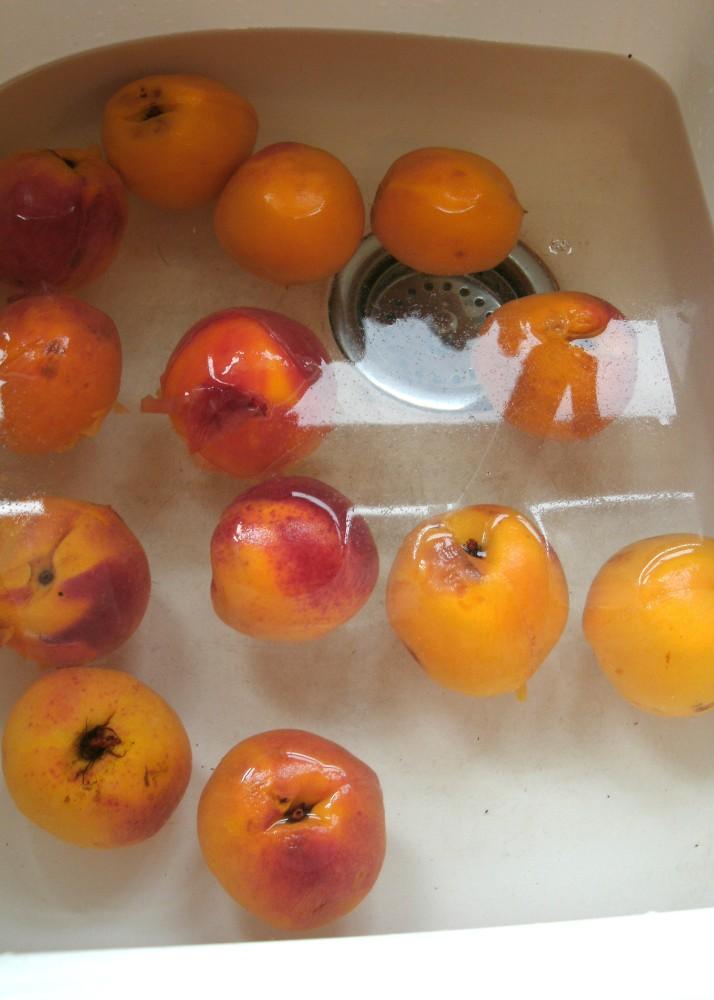 Fresh Southern Ginger Peach Cobbler  (3/6)