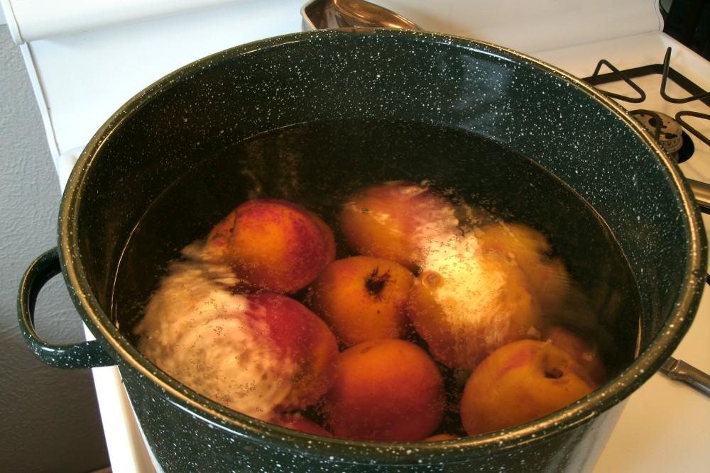 Fresh Southern Ginger Peach Cobbler  (2/6)