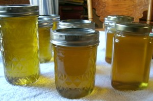 aplle cider jelly my best jelly so far