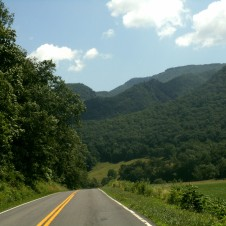 Hwy 55 Cannan Valley Wv