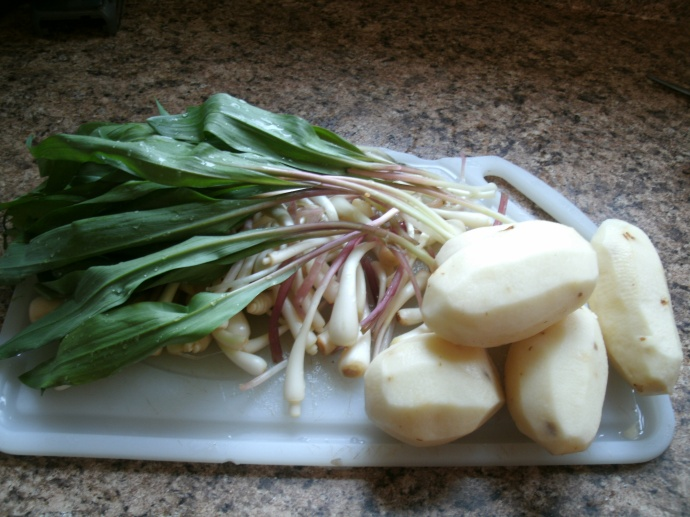 Ramps and Potatos