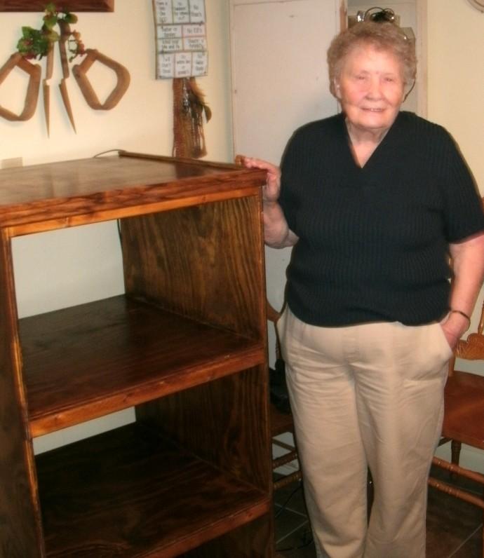 grandma Wanda Dec 2013