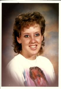totally uncool in high school. 1986