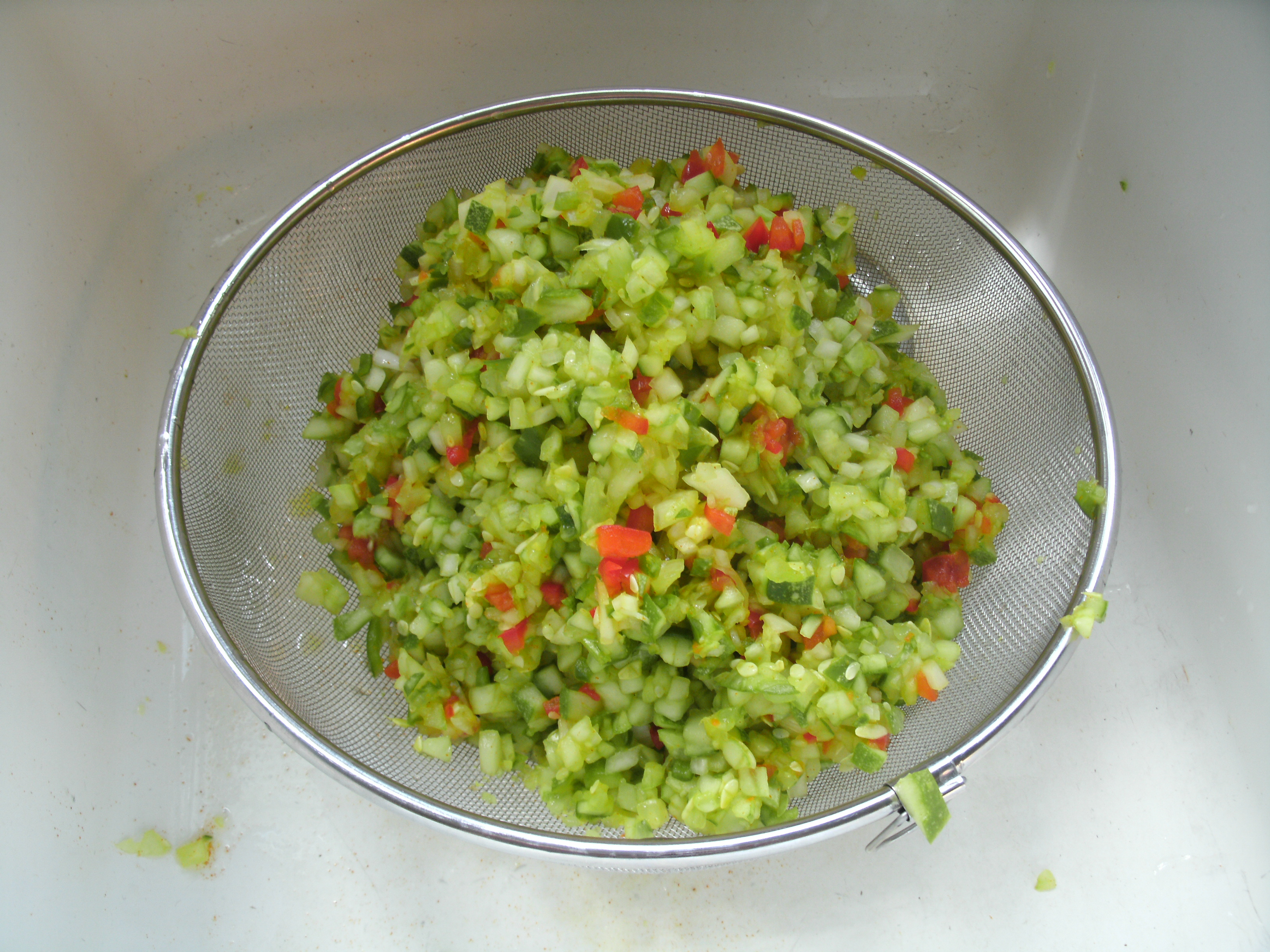 Pickle Relish the way to rid your kitchen of extra cucumbers | West ...