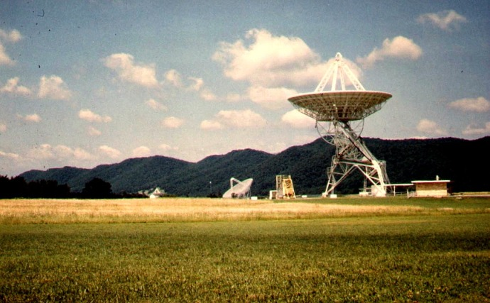 green bank National Radio Astronomy Observatory