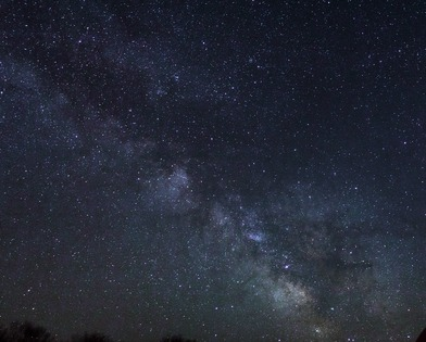 milky Way Crop