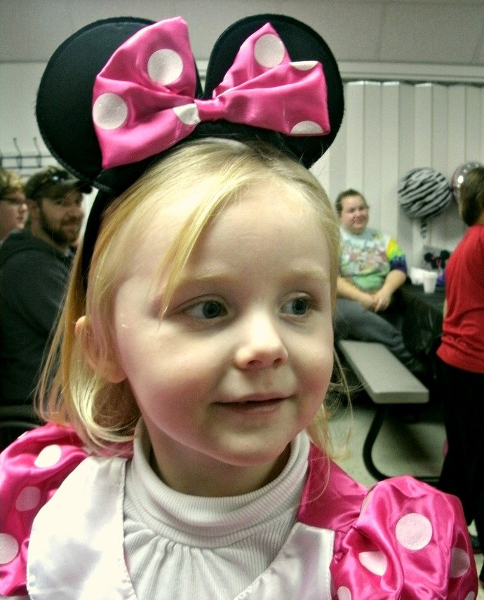 Paige A Powers 4th birthday