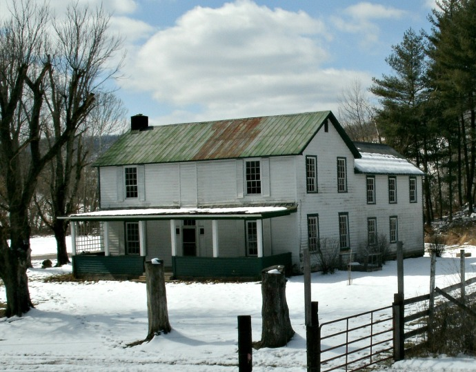 Farm house at Heaters WV