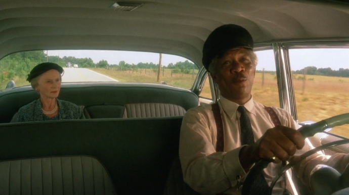 photo clip from the movie Driving Miss Daisy