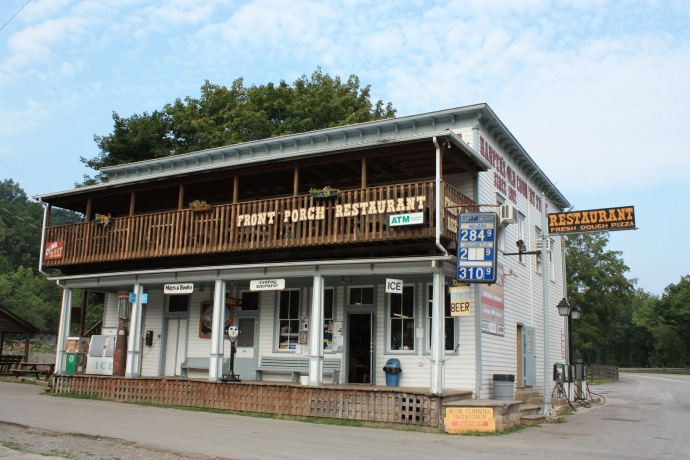 Harper's Old County store