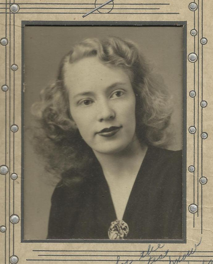 Veda Maxine Lowrey age 21