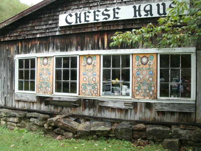 Cheese Haus Helvetia, WV