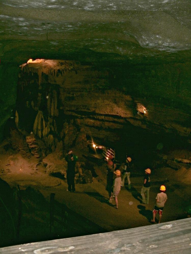 Deep Under Ground, Seneca Caverns Pendelton, WV (4/6)