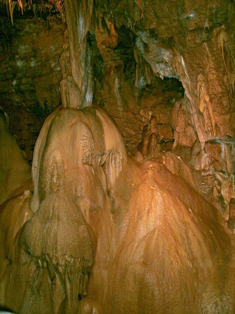 Deep Under Ground, Seneca Caverns Pendelton, WV (5/6)