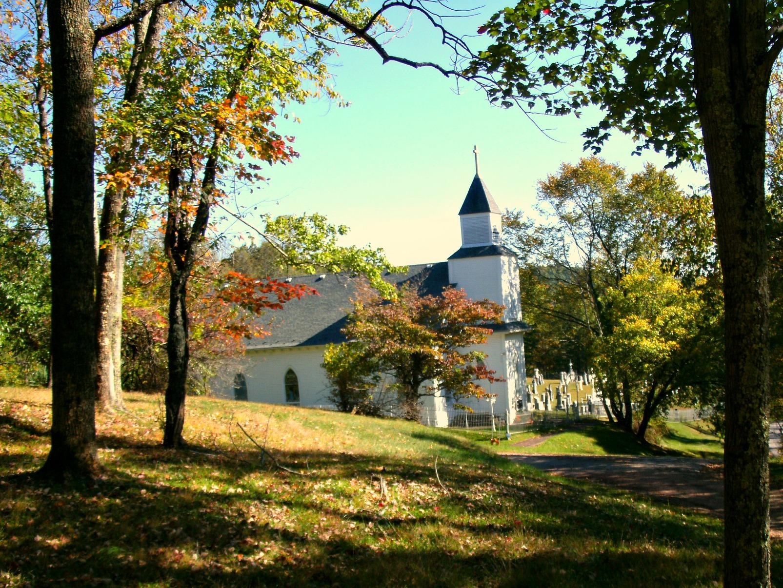 St Bernard Church Weston West Virginia