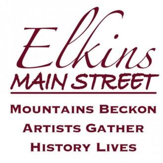 Elkins Main Street Logo