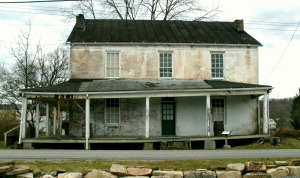 Randolph County Jail 1813