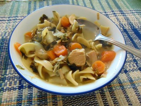 turkey-noodle-soup