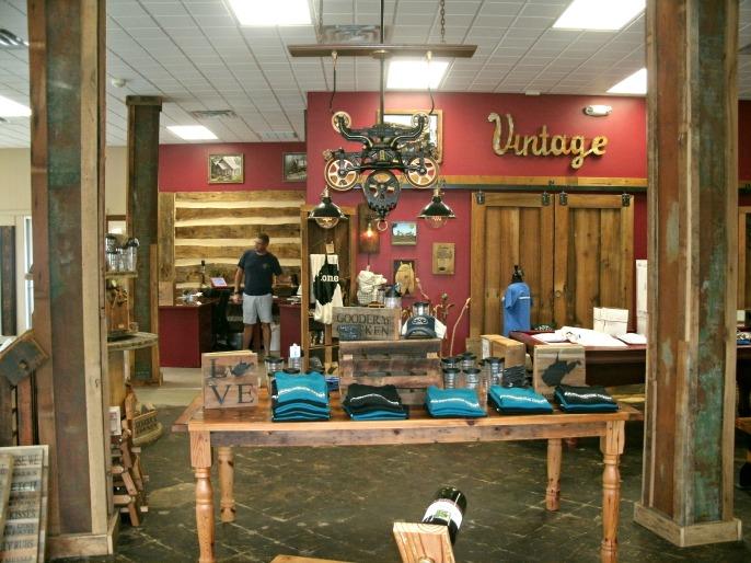 inside store Barnwood Living