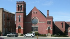 United Methodist Church Downtown Elkins WV