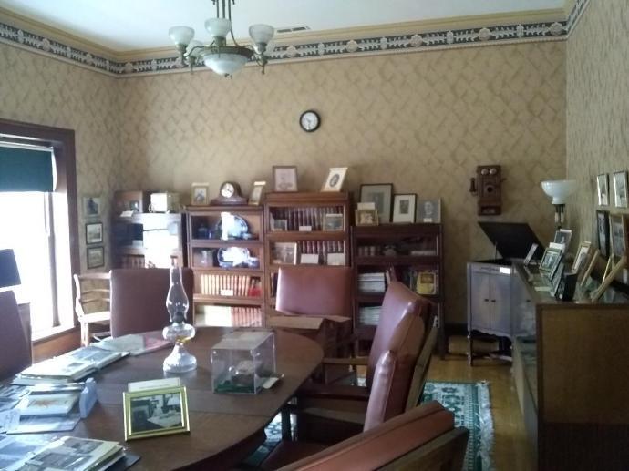 Law office of Federal Judge Ira E Robinson