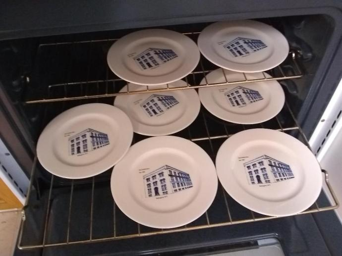 baked plates