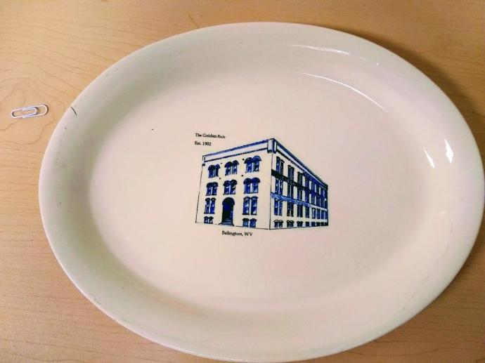 GR platter