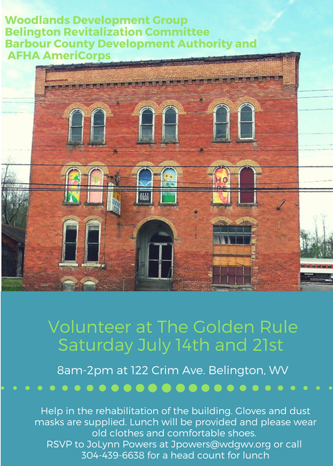 Golden Rule Volunteer Flyer (3)