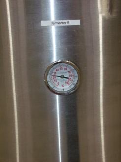 fermination tank #5
