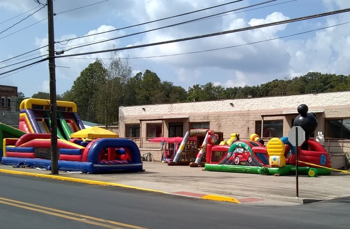 bouncy house downtown Belington.jpg